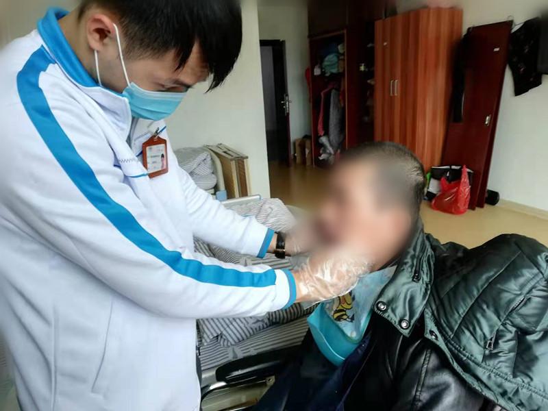 梧州康复中心吞咽障碍训练