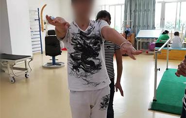 广西康复中心平衡训练