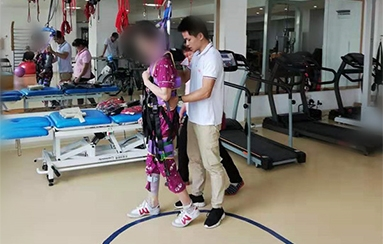 广西康复医疗中心神经康复训练